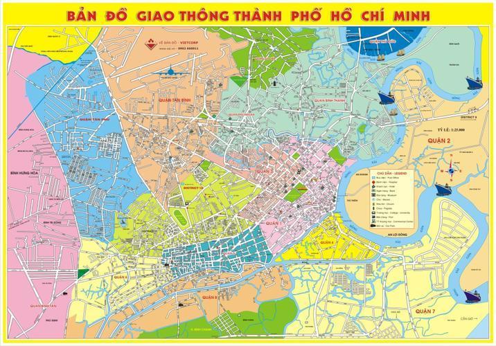 bản đồ hcm